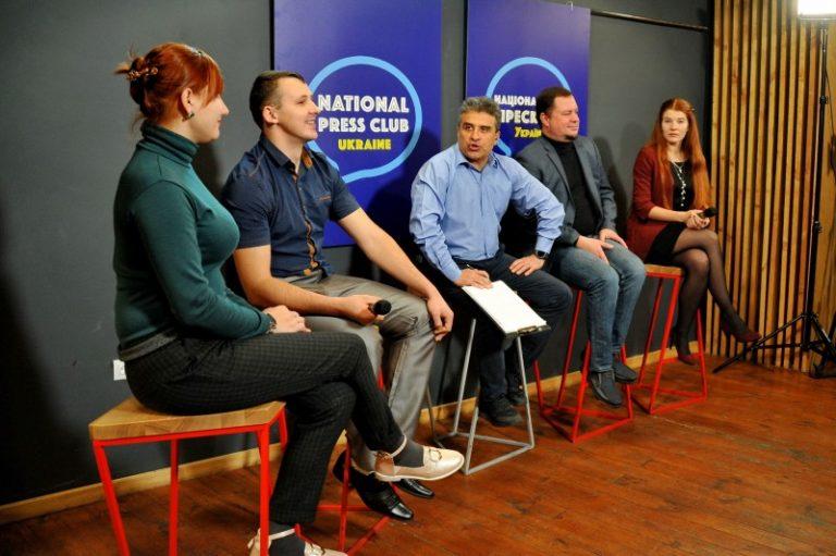 Дебатна лабораторія для Луганщини та Донеччини діє!