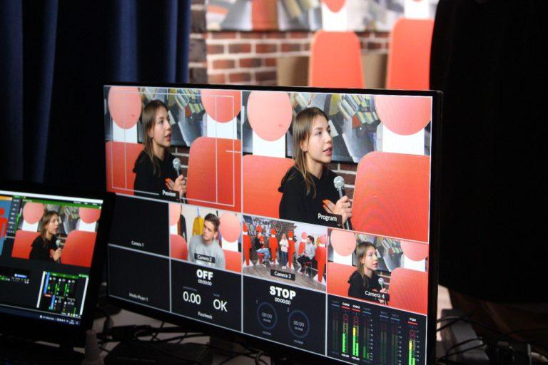 Осіння сесія Школи медіапродакшену онлайн-дебатів відбулася в Києві